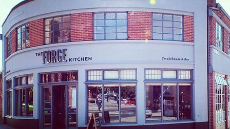 The Forge Kitchen in Ipswich will be reopening on Wednesday 8 July Picture: The Forge Kitchen / Face