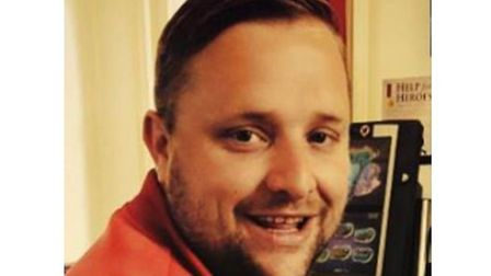 Essex Police are appealing for information to help find wanted Manningtree man Simon Bond Picture: