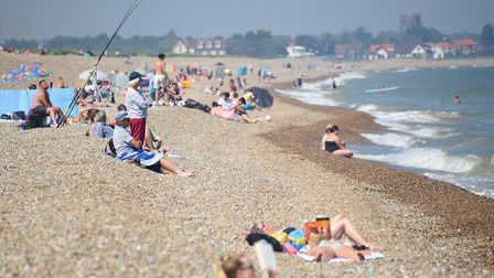Forecasters are predicting a warm and sunny afternoon on Super Saturday in Suffolk and Essex Pictur