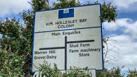 A former inmate has spoken out over security and drugs issues at Hollesley Bay, Suffolk Picture: SAR