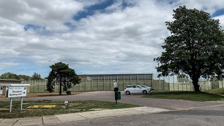 The open jail is located in the Suffolk countryside Picture: SARAH LUCY BROWN