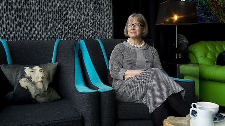 Faith Spear, former chair of Hollesley Bay's independent monitoring board Picture: Laurence Cawley