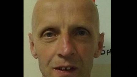 Scott Chandler, who was reported missing from Hollesley Bay twice Picture: SUFFOLK CONSTABULARY