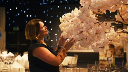 Sarah Oliver from the The Hangar at Milsoms, Kesgrave Hall Picture: CHARLOTTE BOND