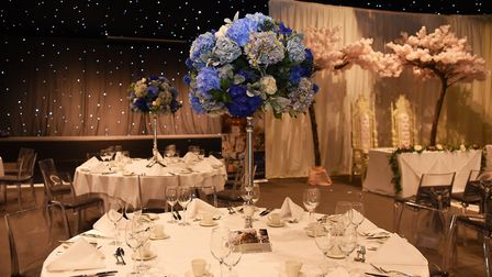 Most of the weddings due to be held at the hall have been moved to next year Picture: CHARLOTTE BON
