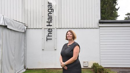 Sarah Oliver from the The Hangar at Milsoms, Kesgrave Hall discusses the struggles of the wedding in