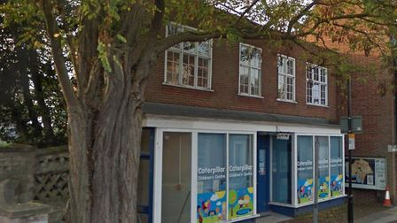 The Caterpillar children's centre in Woodbridge is one of two that will close entirely, if Suffolk C