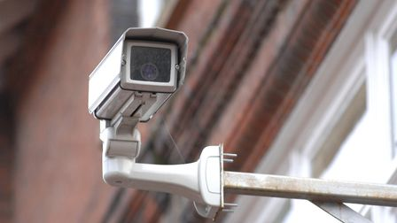Babergh District Council has agreed to CCTV upgrades in Sudbury and Hadleigh. Picture: ARCHANT