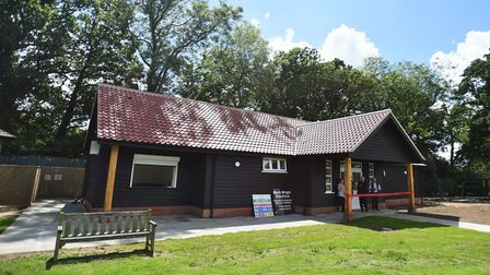 Walsham-le-Willows Sports Club. Picture: GREGG BROWN