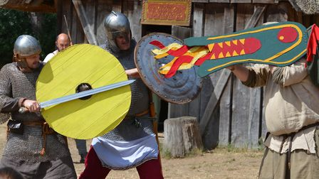 Re-enactments could soon be back at West Stow Anglo Saxon village as the attraction is set to re-ope