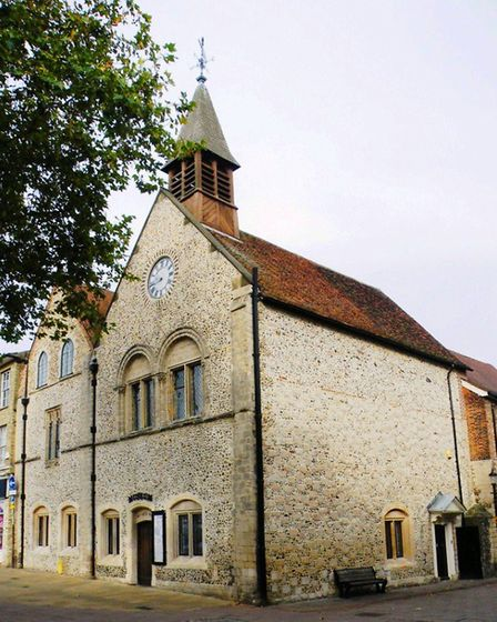 Moyse's Hall museum in Bury St Edmunds. Picture: ARCHANT
