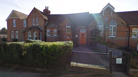 The Victorian former Stanton primary school building for which planning permission has been granted