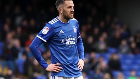 Cole Skuse admits it's 'outrageous' that Ipswich didn't finish in the top six. Photo: Ross Halls