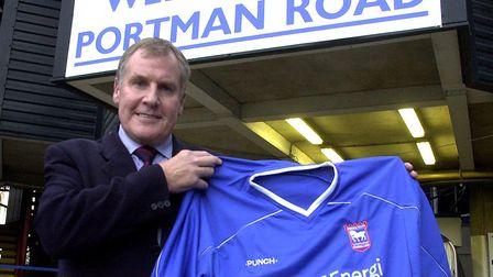Ex-Ipswich Town boss Joe Royle has said he would be open to returning to a job in football Picture: