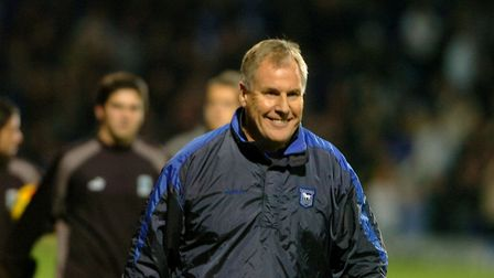 Joe Royle is one of a handful of managers to have taken charge of 1,000 games Picture: ARCHANT
