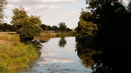 The River Stour as it runs through Dedham Vale Picture: Getty Images