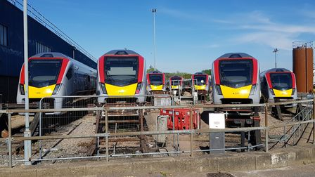 Greater Anglia is set to continue to get government support until 2022. Picture: GREATER ANGLIA