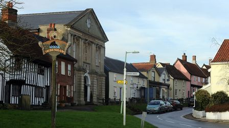 Plans for 295 homes in Debenham have been withdrawn by applicant Taylor Wimpey. Picture: PHIL MORLEY