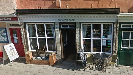 The Crabtrees cafe in Hadleigh's High Street has been forced to close permanently due to the economi