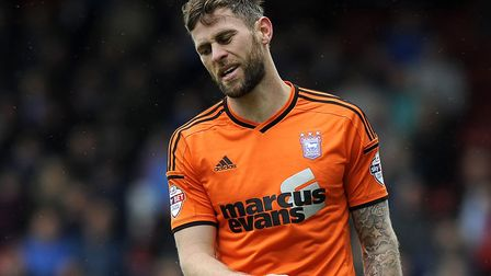 Daryl Murphy could be set for a return to Waterford. Picture: PAGEPIX