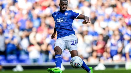 Kane Vincent-Young was the only player Ipswich Town paid a transfer fee for last summer. Photo: Stev