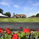 Newmarket's July Festival features fabulous blooms Picture: Nigel French/PA Wire.
