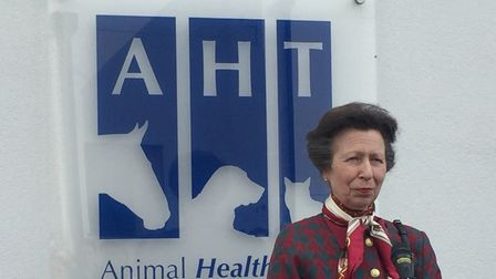 Suffolk-based charity the Animal Health Trust is to close, its board has confirmed Picture: AHT