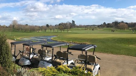 Ufford Park welcomes golfers of all abilities Picture: Ufford Park