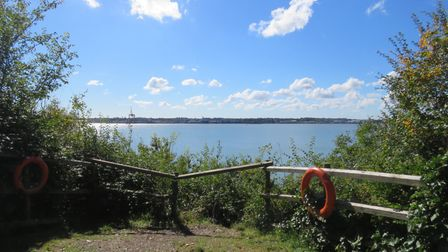 Parts of the Shotley Peninsula are included under the new AONB area Picture: HILARY PLATTS
