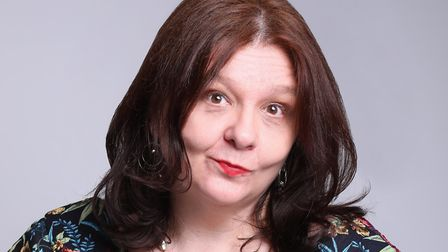 Maureen Younger who is appearing at Chelmaford's Car Park Comedy Party Photo: Comedy Store