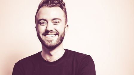 Tom Lucy who is appearing at Chelmaford's Car Park Comedy Party Photo: Comedy Store