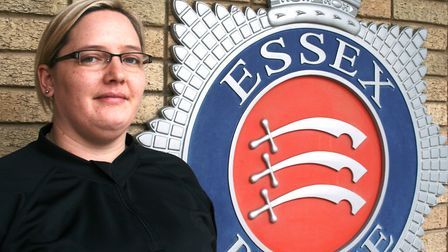 Pc Liz Ferris has been put forward for a commendation after helping to save a man's life. Picture: