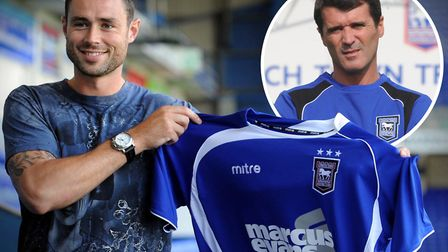 Former Ipswich Town defender Damien Delaney has revealed ex-boss Roy Keane brought him a gift when h