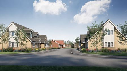 Agents Fenn Wright say the �6million plot could become a retirement village, but would also be suita