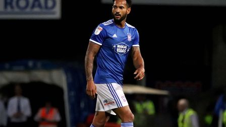 Jordan Roberts was released by Ipswich Town at the end of the season