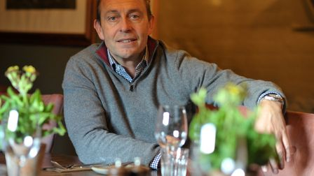 Philip Turner of the Chestnut Group is looking forward to reopening all his pubs Picture: SARAH LUC
