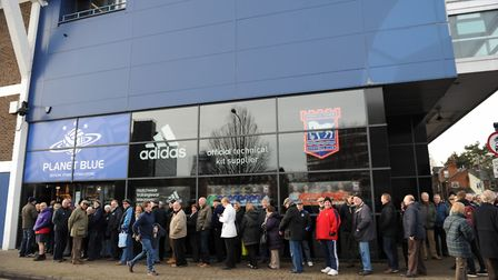 The Planet Blue store at Portman Road will re-open on July 3