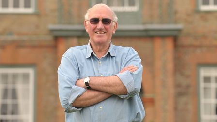 Tributes have been paid to former Ipswich Town director Philip Hope-Cobbold Picture: SARAH LUCY BRO