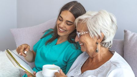 Check CQC ratings and online reviews first to establish the top local care companies. Picture: Getty