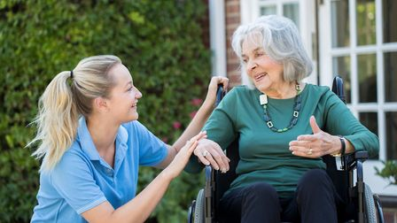 My Care at Home looks after people in their home in Stowmarket and surrounding villages and is alway