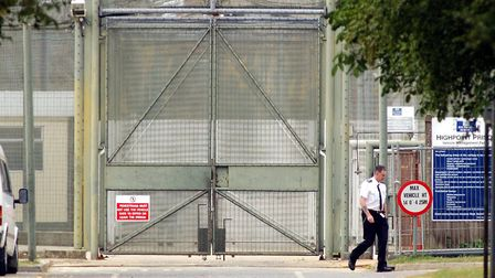 HMP Highpoint in Suffolk. Picture: ARCHANT LIBRARY