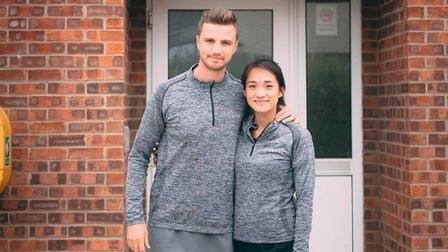 Jack Cardy and his wife Connie opened Live Fit Gym in Manningtree last summer. Picture: JACK CARDY