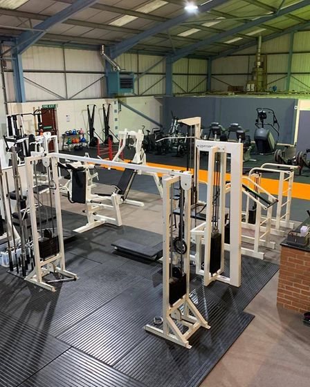 Owner of Live Fit Gym, Jack Cardy, is frustrated with the government decision to keep gyms closed as