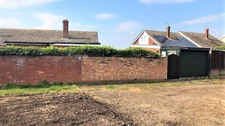 The land situated on Chilton Industrial Estate in Sudbury has seen an application refused for a stor