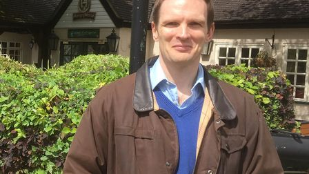 Dr Dan Poulter, MP for Central Suffolk and North Ipswich. Picture: PAUL GEATER