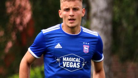 Luke Woolfenden was a rare bright spot for Town in 2019/20. Picture: ROSS HALLS