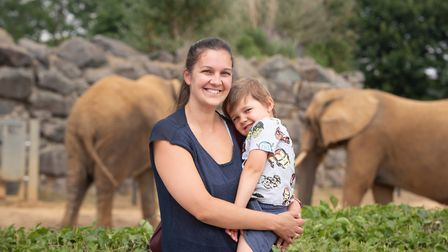 Families can visit all the indoor animal enclosures from July 4 Picture: SARAH LUCY BROWN
