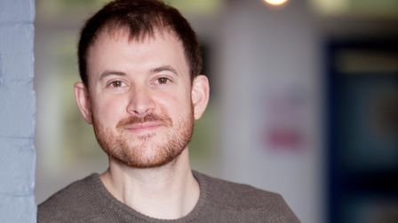 Owen Calvert-Lyons who is the new artistic director and CEO of the Theatre Royal, Bury St Edmunds an