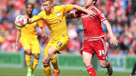 Eoin Doyle, left, the leading scorer for League Two champions Swindon Town, appears set to join Bolt