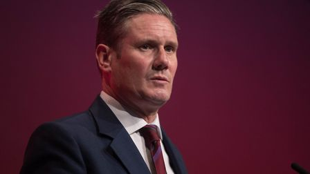 Sir Keir Starmer is facing the first signs of rebellion in the Labour Party since his victory in the